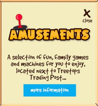 amusements pop up