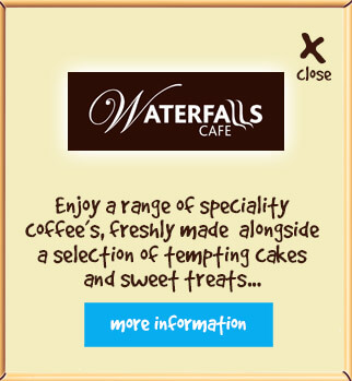 waterfalls pop up