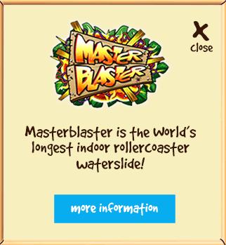 Master Blaster Pop up