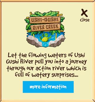 Ushi Pop up